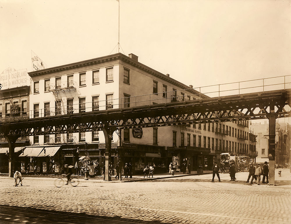 Occidental Hotel, circa 1900