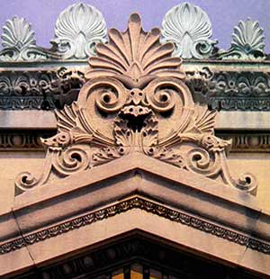 130 Bowery detail