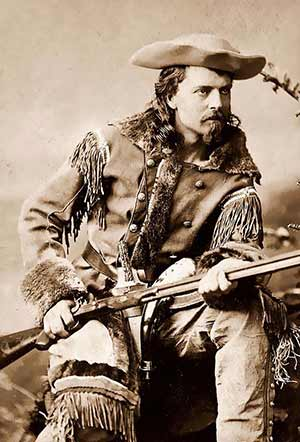 "William ""Buffalo Bill"" Cody, 1880"