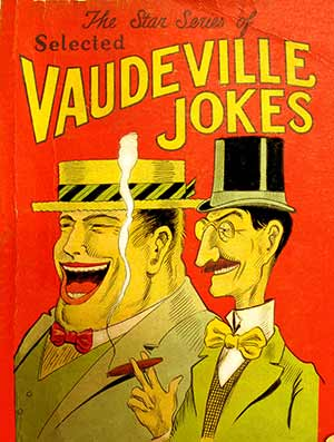 Vaudeville Joke Book